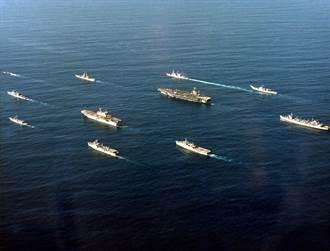 遏制中共 美第3艦隊將重返西太