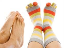 五指襪有效防腳臭?4種人應注意腳部乾爽