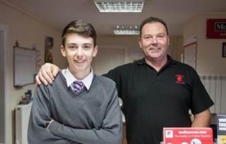 英國14歲男孩倒賣土地 淨賺1700萬元