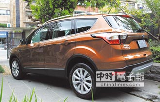 Ford The All-New Kuga EcoBoost 245 休旅王者 強勢登場