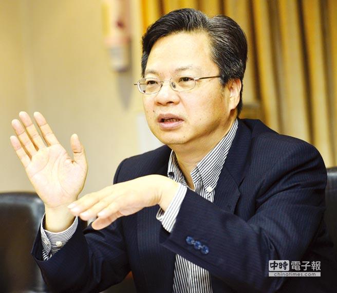 國發會副主委龔明鑫