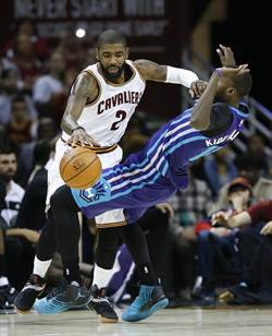 NBA》反對更改明星賽投票機制 厄文:他們有偏見