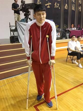 SBL》林郅為左膝韌帶撕裂 文大幫最近很衰