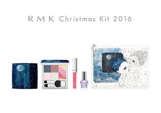 進入聖誕節的夢境世界!RMK夢境星采系列