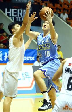 SBL》身兼球員、球評與講師 岳瀛立沒在怕累
