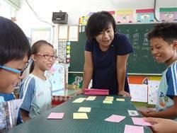 創「鷹架建構教學法」 戴惠貞要孩子自我思考