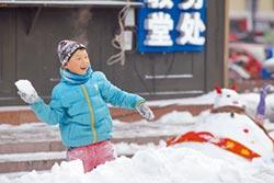 防暴雪 北京啟動掃雪鏟冰機制