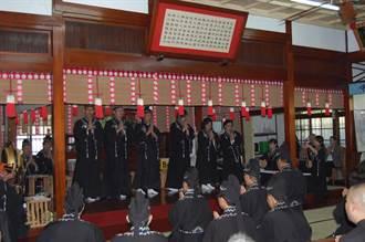 台日宗教交流 天理教嘉義東門教會慶百周年
