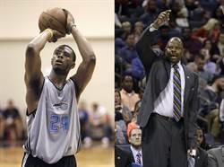 NBA父子檔系列報導之二》虎父犬子 二代落差大