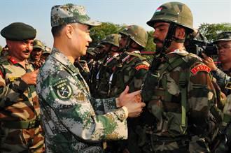 降低緊張 中共與印度舉行聯合軍演