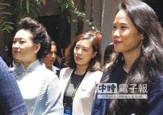 新聞花絮-宋鎮邁、彭麗媛首互動 同桌聊歌唱比賽