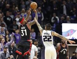零秒出手被沒收 暴龍球員怒嗆NBA