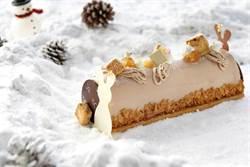 侯布雄法式「茶點沙龍」與「精品甜點」推應景耶誕餐點