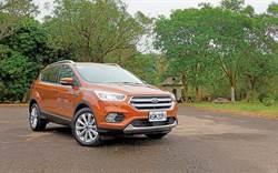 Ford Kuga智能休旅 配備升級不加價