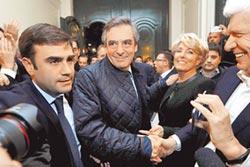 法國中右派「共和黨」初選 薩科奇意外出局 費雍VS.居沛 2位法前總理的對決