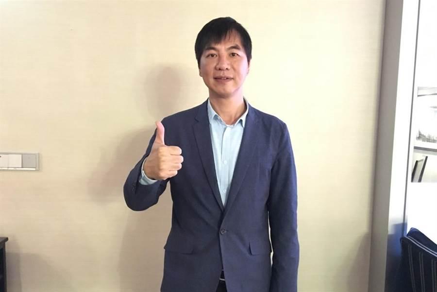 大略-KY董事長梁競偉。(資料照,業者提供)