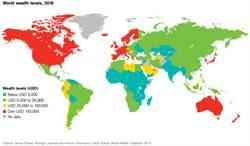 瑞信:大陆富豪16年来成长百倍
