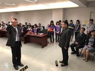 法務部廉政署科長陳志銘 接任中市生命禮儀管理處長