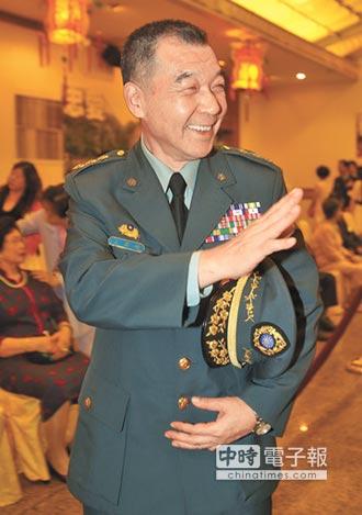 邱國正接參謀總長 王信龍升陸軍司令