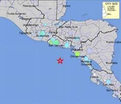 薩爾瓦多發生規模7淺層地震 所幸中美洲無損傷