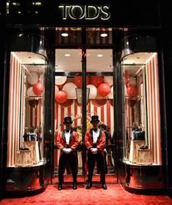 TOD'S精采節慶櫥窗!名導演費里尼帶來的馬戲團世界