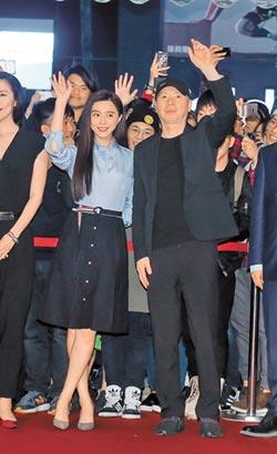 決戰金馬53-范冰冰聽牌 李晨祝馬到成功 馮小剛回歸導演本位入圍喊開心