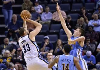 NBA》看重播還會誤判?金塊「灰熊」衰