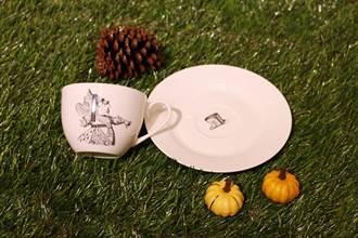 愛麗絲下午茶杯盤組 奇幻登場