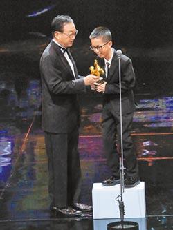 孔維一踩高高摘新演員獎 童言「導演給我成名機會」