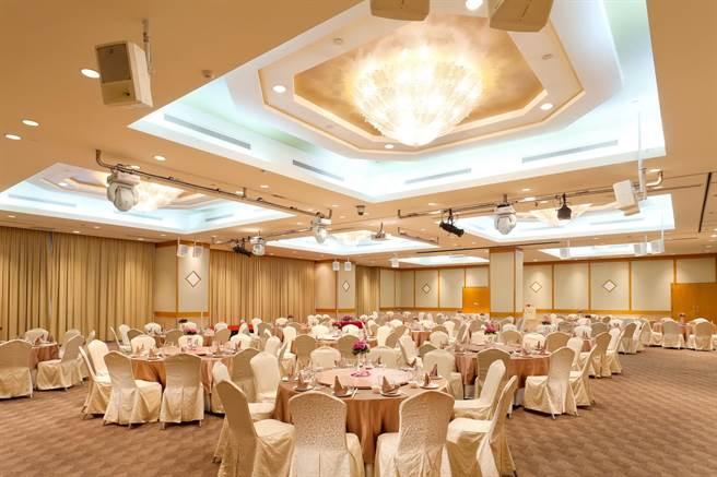 天成大飯店TICC世貿會館貴賓廳,圖:天成提供