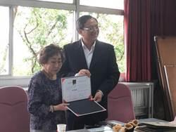 93歲灣生阿嬤回屏女  領到畢業證書
