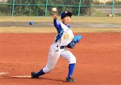 錦興國小唯一女將 打樂樂棒球被挖掘