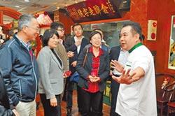 陸訪問團擬買3千噸台灣水果