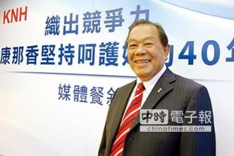 戴榮吉出席亞洲不織布協會年會