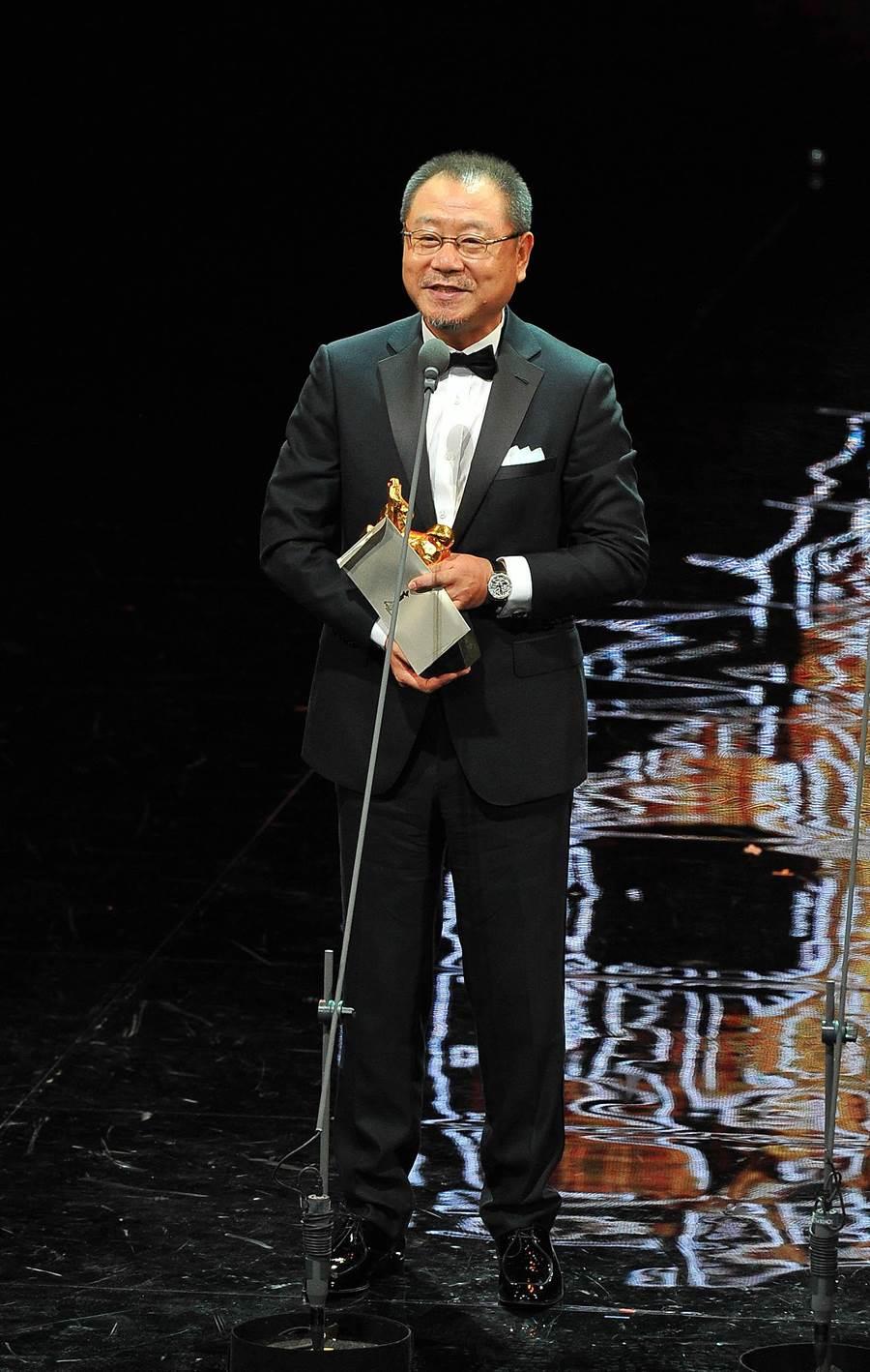 范偉獲得金馬影帝,是金馬53收視第三高。(金馬獎執委會)