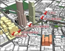國光客運台中站遷移 台中大車站計畫加速進程