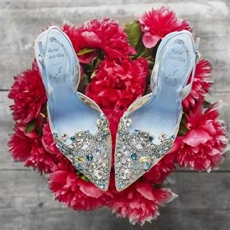 鑽砂鞋履魅力無法擋 兩大西洋流行天后也跟瘋