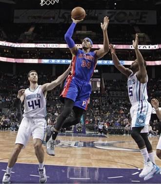 NBA》德拉蒙被趕出球場 活塞成功捕蜂