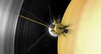 NASA:卡西尼號即將進行穿梭土星環任務