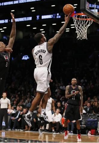 NBA》2OT苦戰 籃網險勝快艇中止7連敗