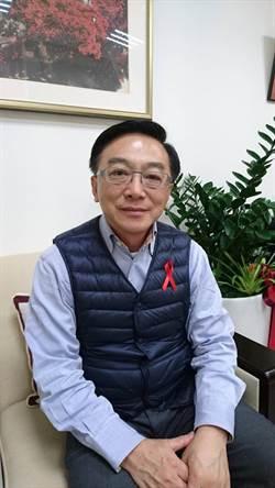 關懷愛滋病  陳宜民:社會全體受惠