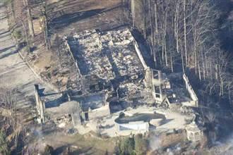 田納西州大火7死 超過700棟建物被毀