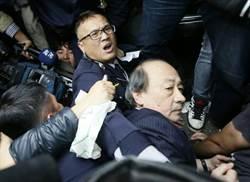 民進黨譴責暴力 羅智強諷:先用力互掌耳光