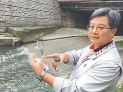 柳川河道 水利局:防洪能力沒問題