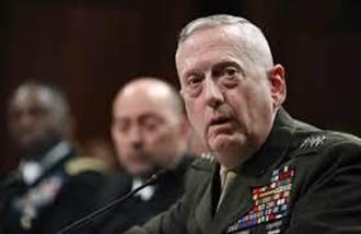 川普提名「瘋狗」馬提斯任國防部長