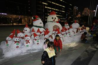 台中市耶誕嘉年華  9日點燈