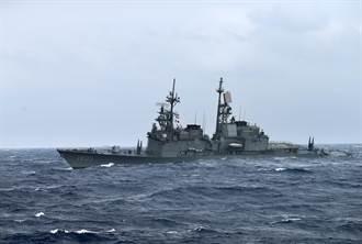 解放軍將基隆級驅逐艦列主要假想敵
