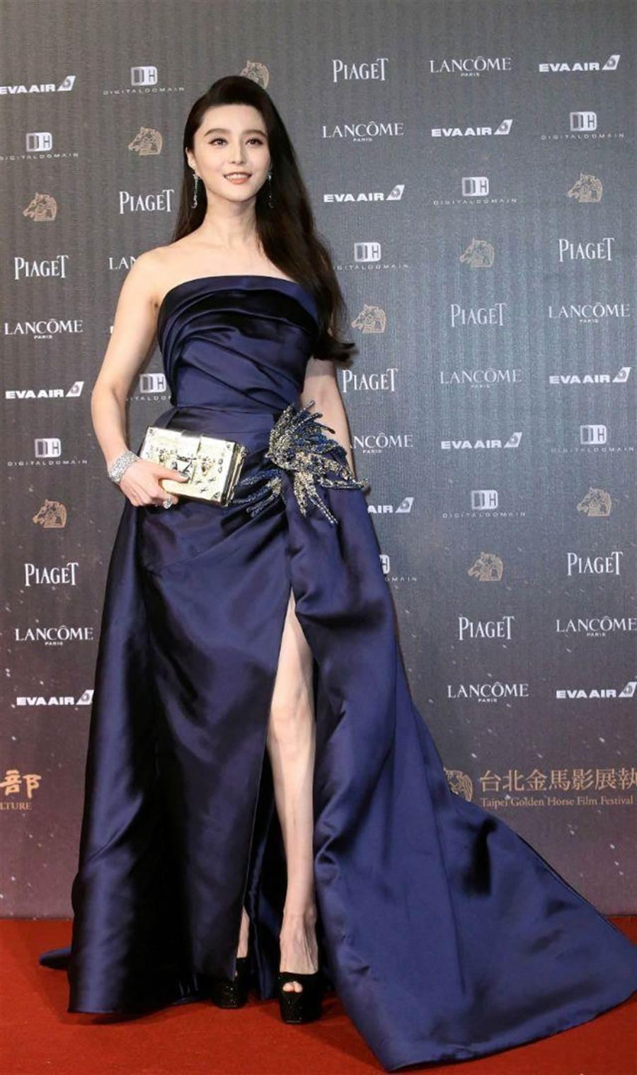 范冰冰出席第53屆金馬獎(圖/品牌 提供)
