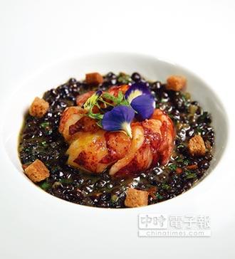 星廚炫技-豐富的口感層次 是頂級美食必要條件