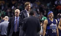 NBA》不如退役 小牛宣布諾威茲基無限期休兵